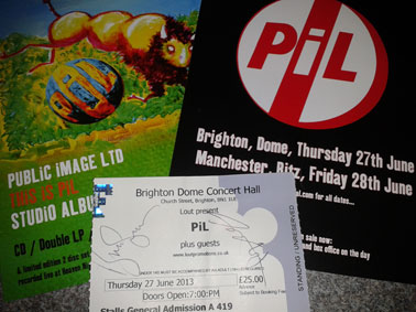Brighton Mancester flyers © Pil Official