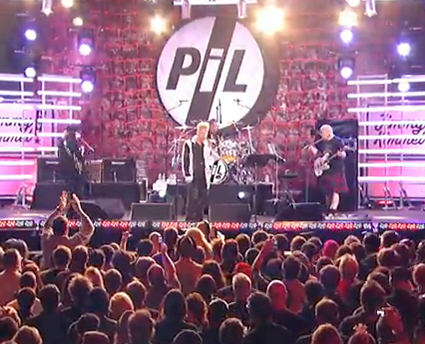 PiL: Jimmy Kimmel Live, April 7th 2010