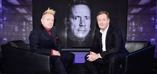 ITV, Friday, September 25th 9pm: Pier Morgan's Life Stories: John Lydon