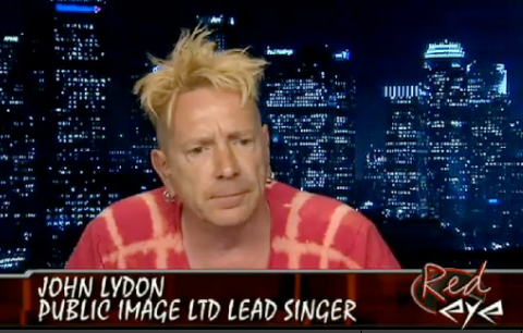 PiL: Red Eye, Fox News, April 8th 2010