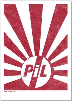 Limited Edition PiL Rising Sun Screenprint