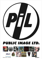 Public Image Ltd:  Japanese limited edition CD re-issues July 2011