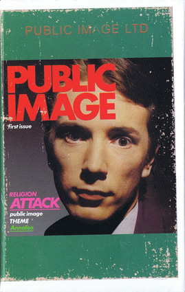 Public Image - First Issue cassette 2014