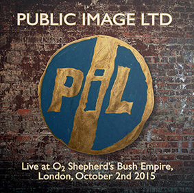 PiL Shepherds Bush live CD