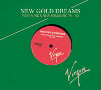 New Gold Dreams (Virgin Records Post Punk and New Romantic Compilation: 1979-1983)