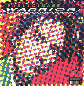 "Virgin 40: Warrior 12"" single 2013"