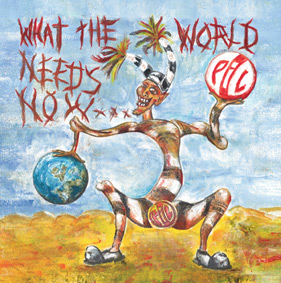 What The World Needs Now... album (released September 4th)