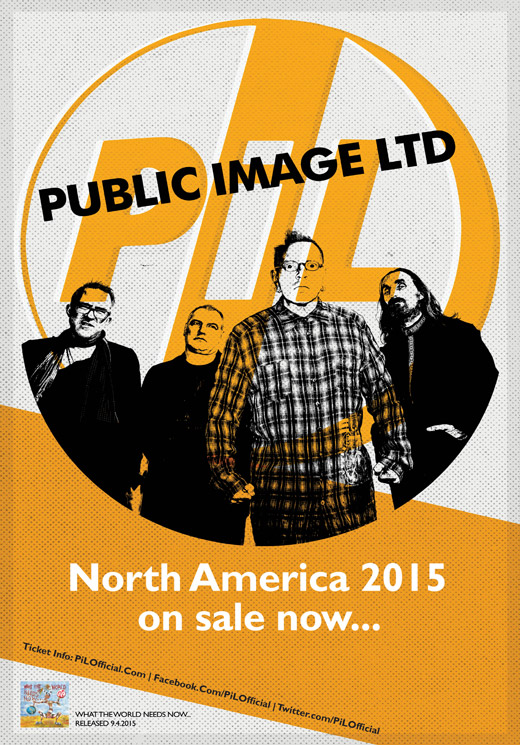 PiL North America 2015